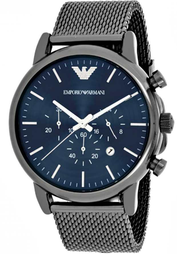 Часы Мужские Наручные Emporio Armani Стальные AR1979