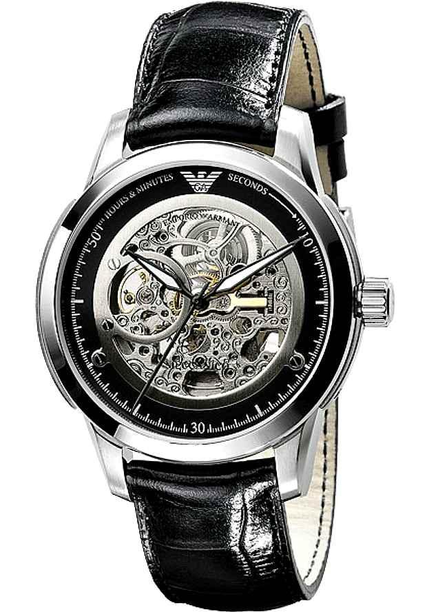 Механические Часы Наручные Armani AR4625 с автоподзаводом