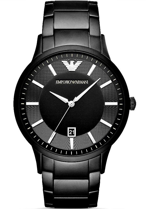 Мужские Часы Emporio Armani Черные AR11079