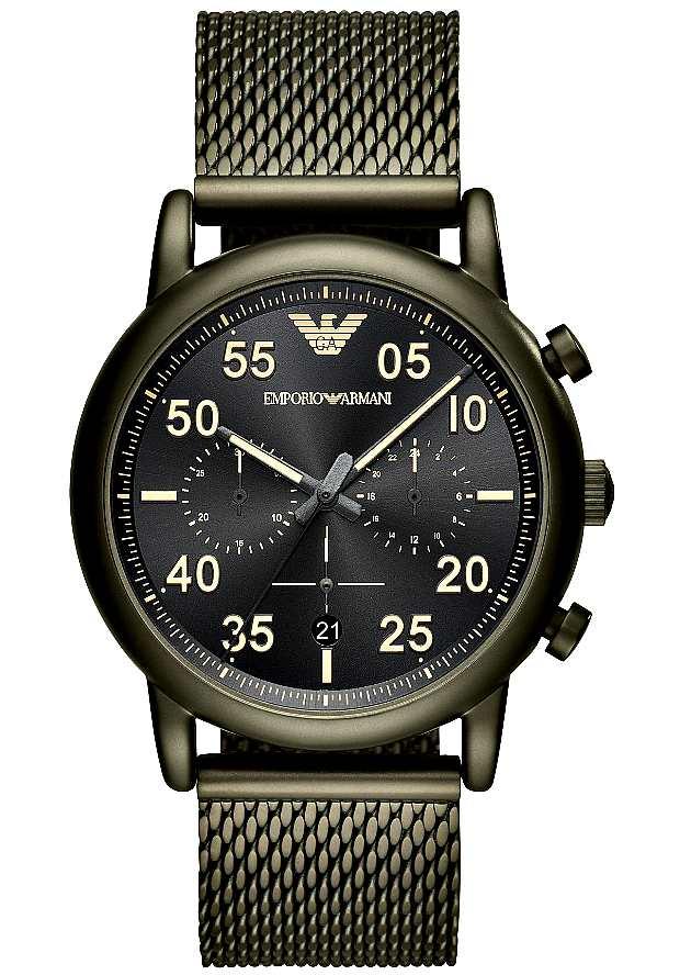 Наручные Часы Emporio Armani Мужские AR11115 Кварцевые