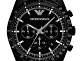 Часы Наручные Мужские Emporio Armani Черные AR5989
