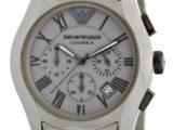 Часы Наручные Керамические Мужские Армани Серые AR1459