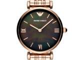 Женские Часы Emporio Armani AR11145 Перламутровый циферблат